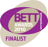 BETT awards 2010 finalist